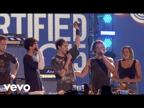 5 Seconds of Summer – Award Presentation (Vevo Certified Live) mp3 ke stažení