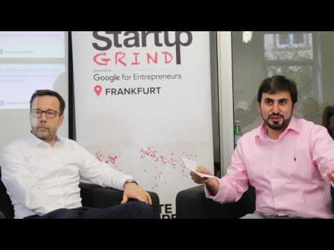 Jens Munk (Kennet Partners) at Startup Grind Frankfurt