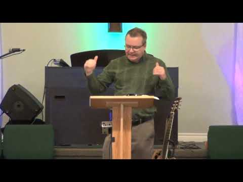 Sunday January 14, 2018 - Pastor Mitch Lewis - Part 2