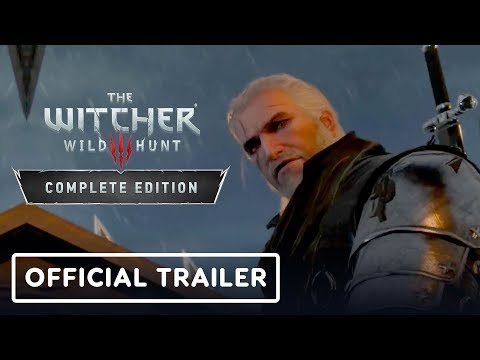the-witcher-3:-wild-hunt---complete-edition---launch-trailer
