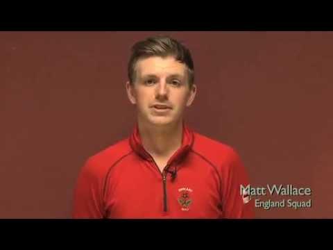Player Profile - Matt Wallace (2012) England Men's Elite Squad