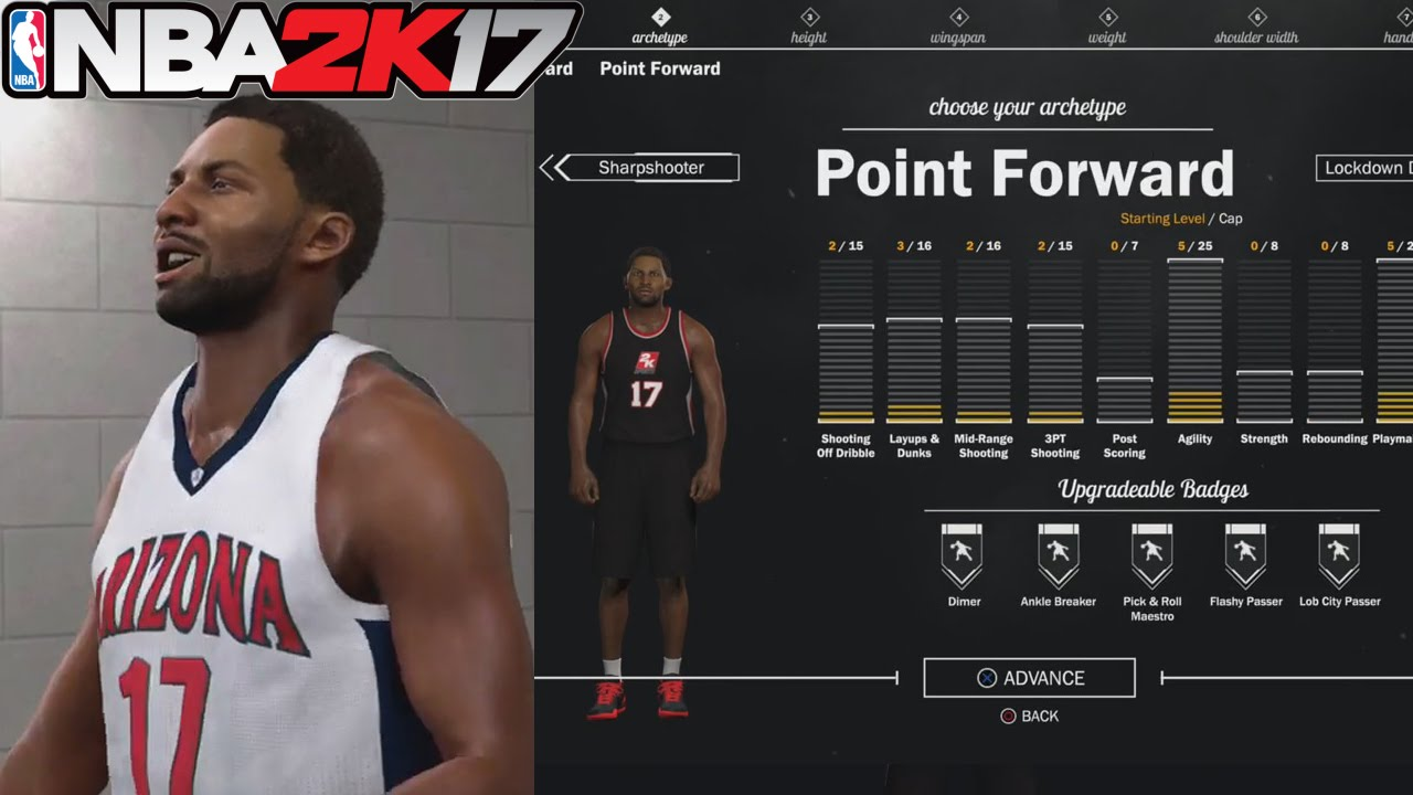 Image result for my career nba2k17
