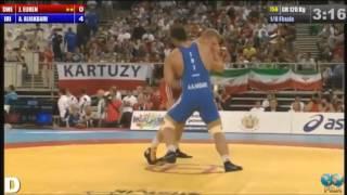 Amir Aliakbari Wrestling Highlight