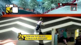 Triple Air Trick (Adrenalin Misfits)