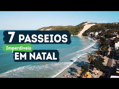 7 PASSEIOS Imperdíveis em NATAL e Região.