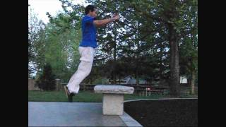 AZO Tutorial - Double jump