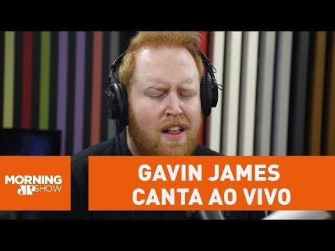 Quem sabe faz ao vivo Gavin James canta Always no Morning Show