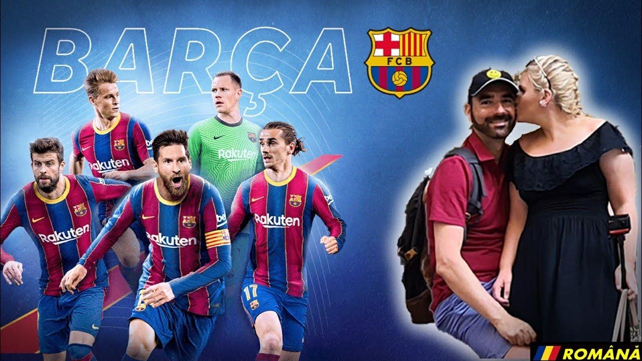 BARCELONA Ep. 2 / De la Messi la... Volei pe plajă!