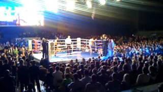 "Нокаут -шоу "" Мустанг"" 18.12.2011. г Минск . Дворец Спорта."