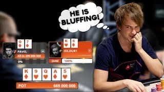 TOP 3 MOST WELL PAID POKER HERO CALLS!