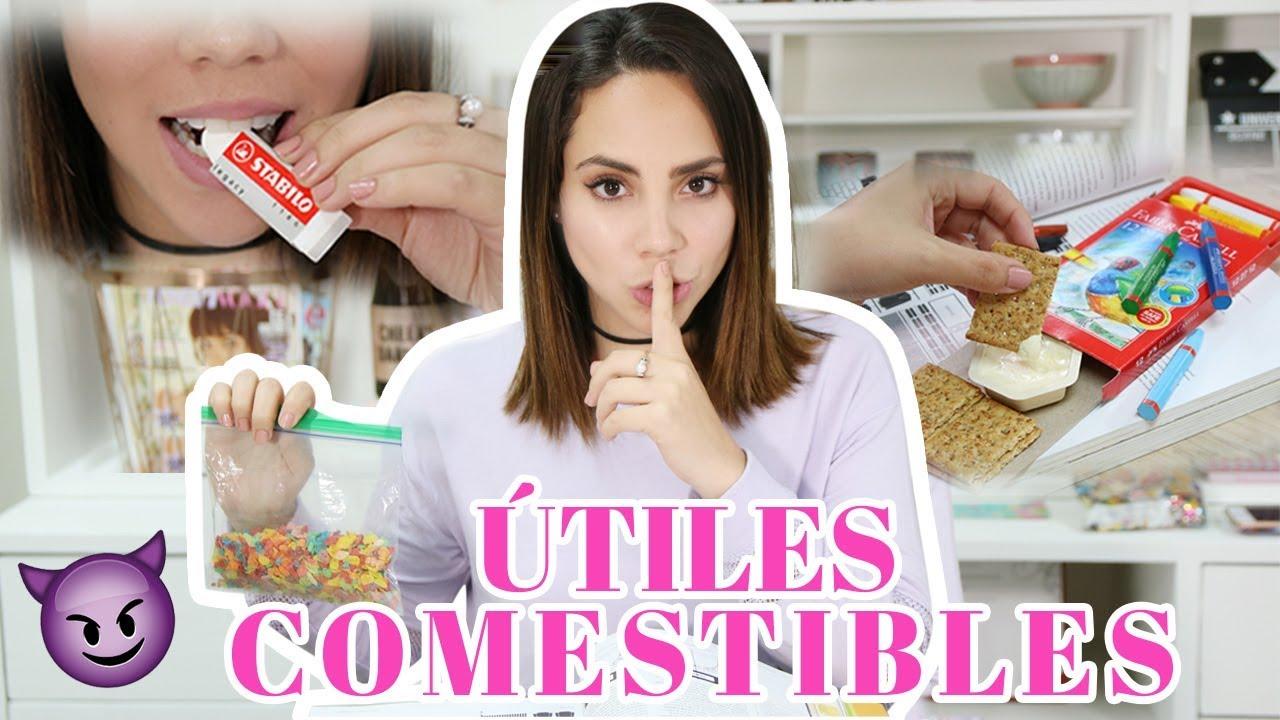 5 Trucos Para Comer En Clase Sin Que Se Den Cuenta What The Chic