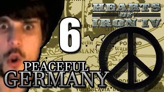 Peaceful Germany [6] Hearts of Iron IV HOI4