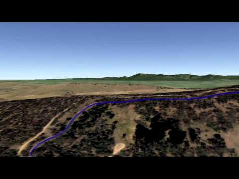 One Tree Hill (Ararat) flyover