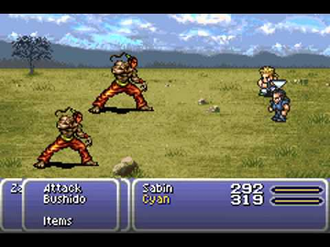 Final Fantasy VI Advance part 15 From Mobliz to Nikeah