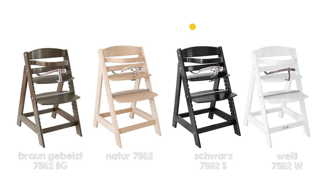 roba treppenhochstuhl sit up iii youtube. Black Bedroom Furniture Sets. Home Design Ideas