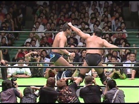 Kenta Kobashi vs. Yuji Nagata (September 12th, 2003)