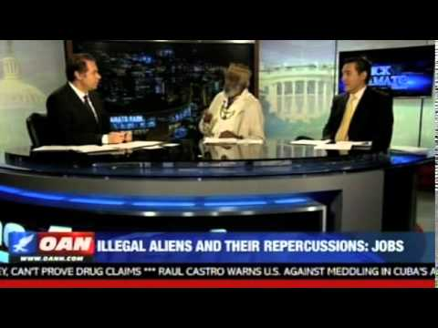 "Illegal Immigration Has Black Americans ""Struggling for Our Very Lives"""