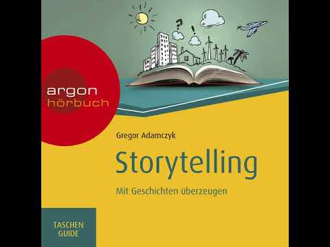 Storytelling YouTube Hörbuch Trailer auf Deutsch