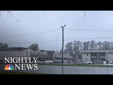 Tropical Storm Florence Brings Strong Winds And Flooding To Riverfront N.C. | NBC Nightly News