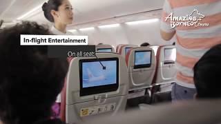 Video MALINDO AIR NEW FLIGHT ROUTE : SINGAPORE (SIN) TO KOTA KINABALU (BKI) | Amazing Borneo download MP3, 3GP, MP4, WEBM, AVI, FLV Agustus 2018