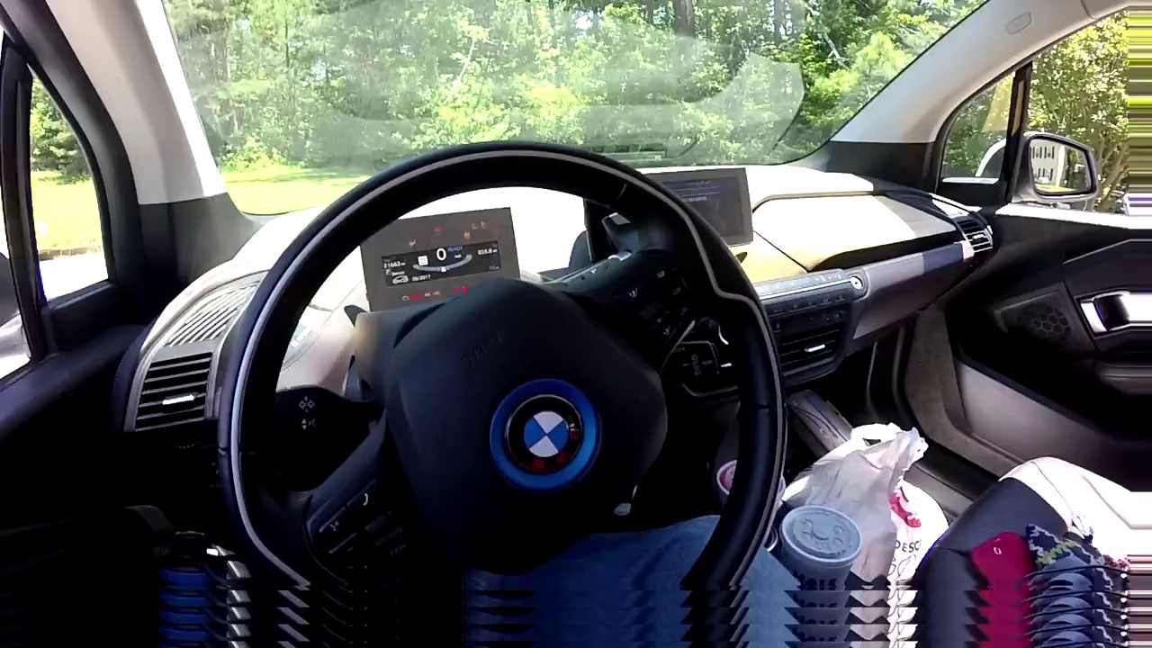 2014 Bmw I3 Rex Range Extender A Day In The Life With An Electric