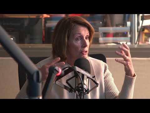 Ronn Owens interviews House Minority Leader Nancy Pelosi