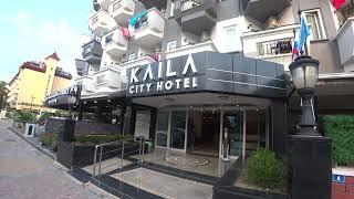 KAILA CITY HOTEL ALANYA 2021