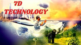 7D Hologram - Technology | حیرت انگیز ٹیکنالوجی |Hologram show HD |Shocking videos I H Discovery