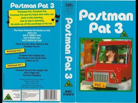 Postman Pat 3 [VHS] (1986)