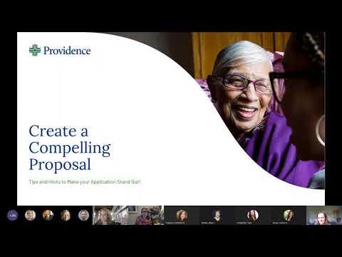 Age-Friendly Health Innovation Challenge 2021