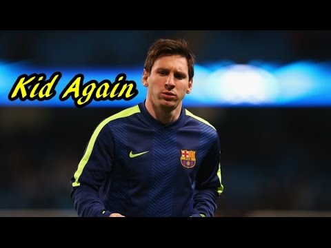 Lionel Messi ● Kid Again ● Best Skills and Goals 2015 | HD