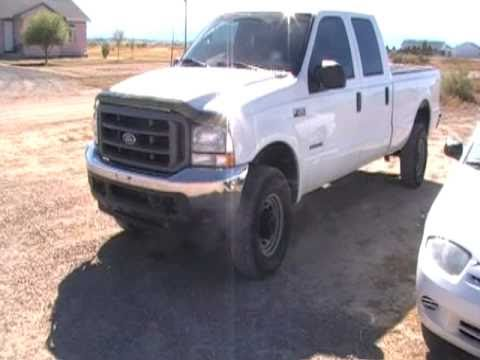 Ford 73 Diesel Bad Injector???? 2002 F-350 - YouTube