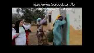 Repeat youtube video انتفاضة النساء المغربيات ضد نظرة الرجل للبكرة