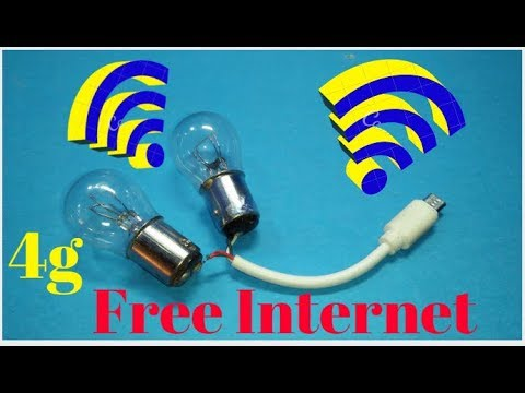 how to make free internet device it home 100% working new diy ideas get free internet
