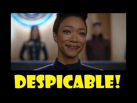 Justice For Anas! Star Trek: Discovery Is A Disgrace!