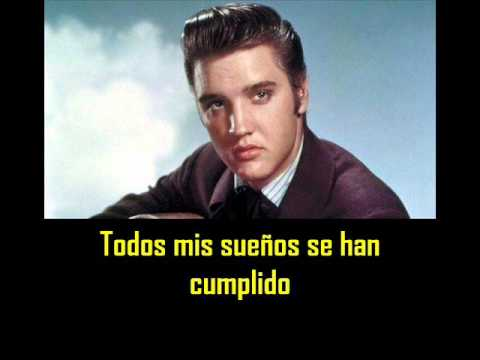 ELVIS PRESLEY  Love me tender  con subtitulos en español  BEST SOUND