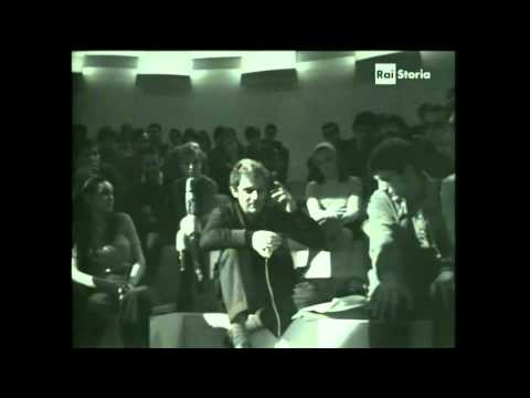 Gian Maria Volontè recita Bob Dylan 1967