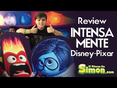 Intensamente película - Disney-Pixar Entrevista