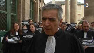 Justice morte : le mouvement de grève des avocats est très suivi en Poitou-Charentes