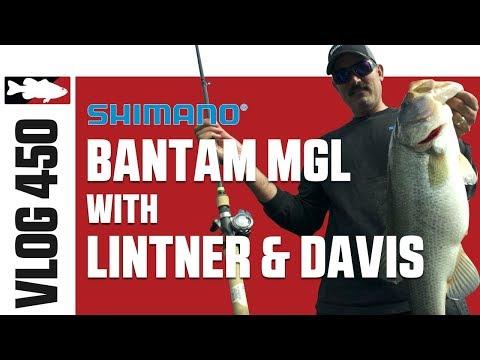 Jared Lintner And Alex Davis On Lake Santee Cooper With Shimano Pt. 2 - Tackle Warehouse VLOG #450
