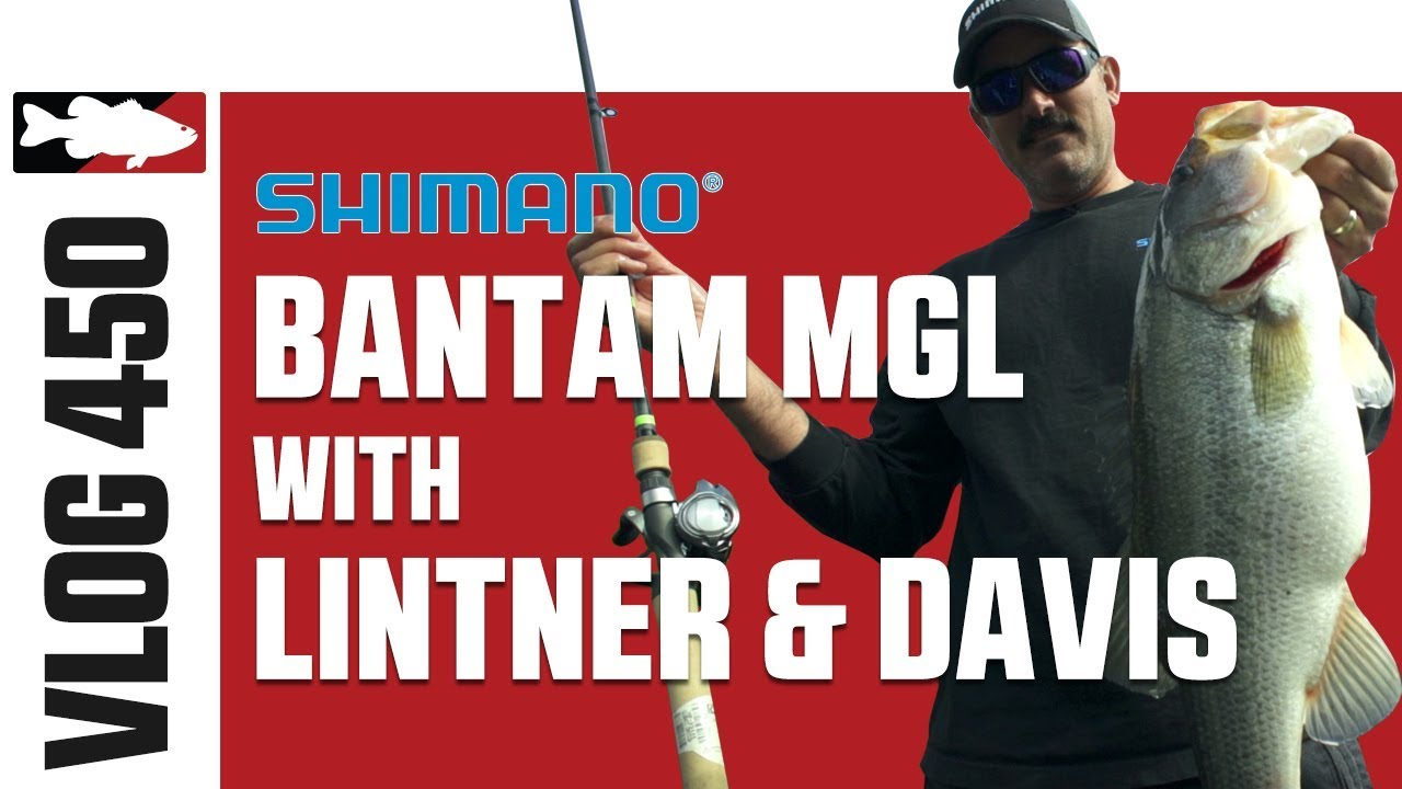 Jared Lintner and Alex Davis on Lake Santee Cooper with Shimano Pt. 2 - Tackle Warehouse VLOG #450