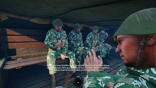 OFP Red Hammer Campaign in ArmA 3 (Part 1)