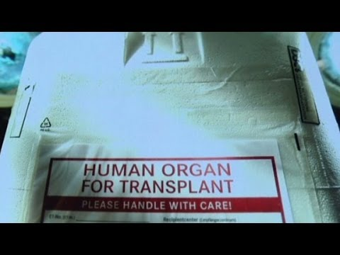 """Tales From The Organ Trade"""