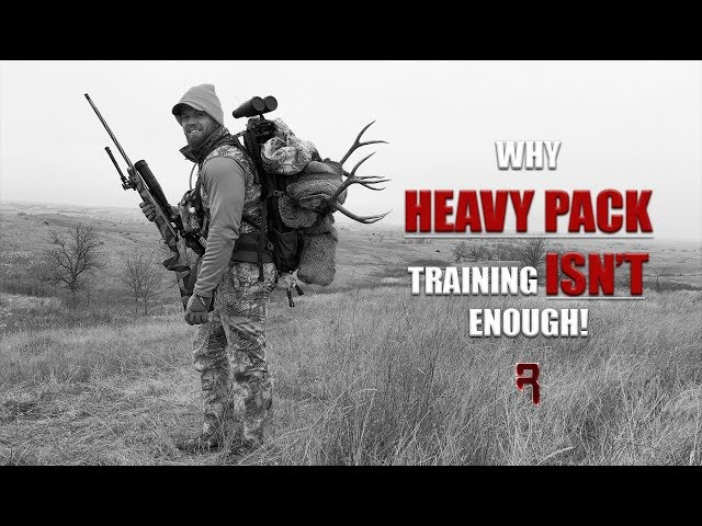 #LiveBeyondAverage Podcast 076 || Why Heavy Pack Training Isn't Enought