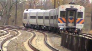 Amtrak K5LA Horn Compilation Part 24