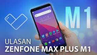 видео Asus ZenFone Max Plus (M1) (ZB570TL-4A023WW) DualSim Black