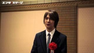 「エンタステージ」http://enterstage.jp/ 2015年2月26日(木)、東京・...