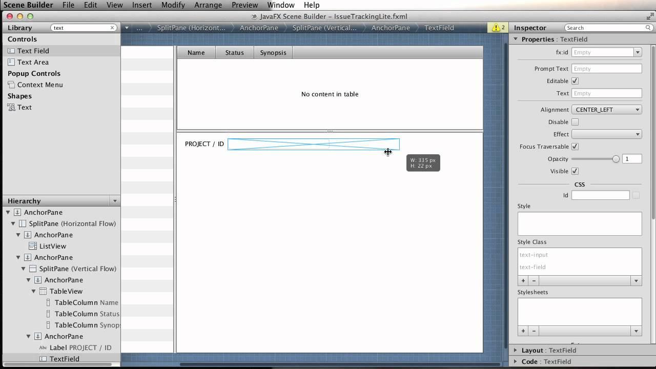 Javafx scene builder 1 0 with netbeans 7 2 youtube - Divi builder 2 0 7 ...