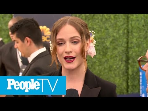 Evan Rachel Wood's Favorite Thing About Playing Dolores On 'Westworld'  Emmys 2018  PeopleTV
