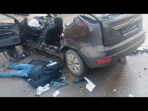 В ДТП с бензовозом погибли два человека